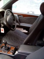 Mercedes-Benz 230TE: Jual Mobil Mercy NE E-230 tahun 1999 (Mobil-6.jpg)