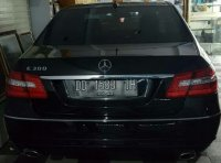 Mercedes-Benz E Class: Jual Murah Mercedes E300