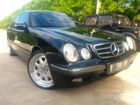 "Mercedes-Benz: Mercy E240 New Eyes W210 AT Elegance ""Black on Beige"" //BRABUS STY"
