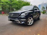 Mercedes-Benz ML Class: MERCY ML400 2014 Facelift (IMG-20181116-WA0020.jpg)