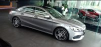 Mercedes-Benz CL Class: Mercedes benz CLA 200 AMG grey panoramic (IMG_20181124_120527.jpg)