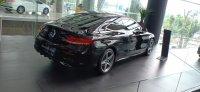 Jual Mercedes-Benz C Class: Mercedes Benz C 200 AMG coupe rare