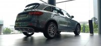 Jual Mercedes-Benz: Mercedes benz GLC 200 AMG grey panoramic