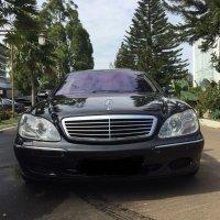 Jual Mercedes-Benz 500SL: mercedes S500,hitam,sangat terawat