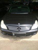 Mercedes-Benz: DIJUAL MERCEDES BENZ CLS500 Tahun 2005