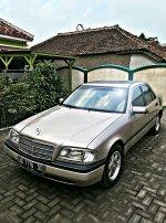 Jual Mercedes-Benz C Class: mercedes benz (mercy) c200 w202 1997 MT 2000cc klasik super mulus