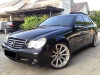 Jual Mercedes-Benz C Class: Mercy C240 Facelift th 2005 W203 Type Sport