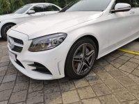 Mercedes-Benz C Class: Mercedes Benz New C 300 AMG Line (FB_IMG_1544848719145.jpg)