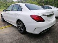 Mercedes-Benz C Class: Mercedes Benz New C 300 AMG Line (FB_IMG_1544848716441.jpg)