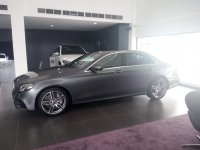 Mercedes-Benz E Class: Mercedes Benz E 300 AMG Line (FB_IMG_1544967232338.jpg)