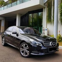 Jual Mercedes-Benz E Class: Merc Benz E 250 AVG 2013