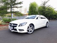 Mercedes-Benz: Dijual mercy CLS 350 tahun 2012