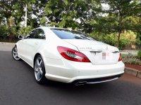 Mercedes-Benz: Dijual mercy CLS 350 tahun 2012 (IMG-20190103-WA0015.jpg)