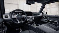 Mercedes-Benz G Class: Mercedes Benz G63 AMG (Dashboard.jpg)