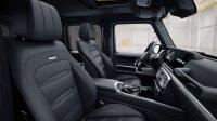 Mercedes-Benz G Class: Mercedes Benz G63 AMG (Front Seats.jpg)