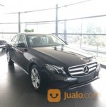 Jual Mercedes-Benz E Class: Mercedes Benz E250 Avantgarde 2018