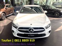 A Class: 2018 Mercedes-Benz Best Offer A200 Progresive Promo Kredit Tdp20% (cap.jpg)