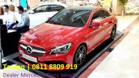 CLA 200 AMG: 2018 Mercedes-Benz Best Offer CLA200 AMG Promo Kredit Tdp 20%