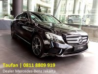 C Class: 2019 Mercedes-Benz Best Offer C200 Facelift Promo Kredit Tdp20% (IMG_1977.JPG)