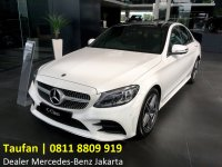 C 300 AMG: 2019 Mercedes-Benz Best Offer C300AMG Facelift Promo Kredit Dp20%