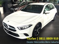 A Class: 2018 Mercedes-Benz Best Offer A200 Progresive Promo Kredit Tdp20%