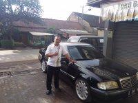 Jual Mercedes-Benz C180: Mercy C 180 Istimewa, Km 128.800, Mesin sehat, Kelistrikan Normal,