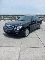 Mercedes-Benz E Class: Mercedes benz E 230 7G tronic thn 2008 hitam (IMG20161229124055.jpg)
