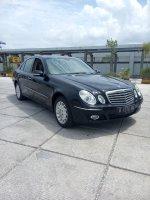 Mercedes-Benz E Class: Mercedes benz E 230 7G tronic thn 2008 hitam (IMG20161229124108.jpg)