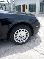Mercedes-Benz E Class: Mercedes benz E 230 7G tronic thn 2008 hitam (IMG20161229124402.jpg)