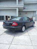 Mercedes-Benz E Class: Mercedes benz E 230 7G tronic thn 2008 hitam (IMG20161229124122.jpg)