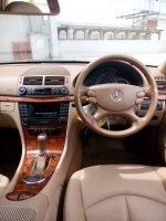 Mercedes-Benz E Class: Mercedes benz E 230 7G tronic thn 2008 hitam (IMG20161229124231.jpg)