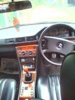 Mercedes-Benz E Class: Dijual cash/Barter mobil jepang mercy Boxer 230e 1993