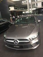 Mercedes-Benz A Class: Mercedes Benz A 200 Progressive Line, PALING MURAH (IMG_9929.JPG)