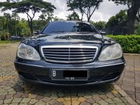 Jual Mercedes-Benz S Class: Mercedes Benz S280 AT LWB 2003