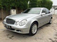 "Mercedes-Benz E Class: Mercedes Benz E200 Kompressor Mercy W211 thn 2005 ""Full Orisinil"" (Depan Kiri.jpg)"