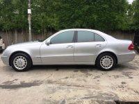 "Mercedes-Benz E Class: Mercedes Benz E200 Kompressor Mercy W211 thn 2005 ""Full Orisinil"" (Samping Kiri.jpg)"