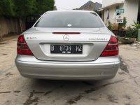 """Mercedes-Benz E Class: Mercedes Benz E200 Kompressor Mercy W211 thn 2005 """"Full Orisinil"""" (Belakang.jpg)"""