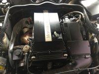 "Mercedes-Benz E Class: Mercedes Benz E200 Kompressor Mercy W211 thn 2005 ""Full Orisinil"" (Mesin.jpg)"