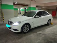 Mercedes-Benz C Class: Mercy mercedes benz c200 facelift 2011