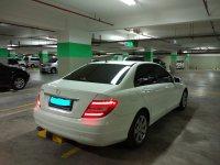 Mercedes-Benz C Class: Mercy mercedes benz c200 facelift 2011 (IMG-20190309-WA0016.jpg)