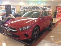 Mercedes-Benz A Class: Mercedes Benz A 200 Progressive Line, TDP 120 jutaan, BAWA PULANG UNIT (IMG_8343.JPG)