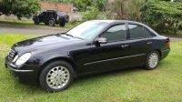 Mercedes-Benz 260E: Jual mobil simpanan,Terawat dan sangat mulus