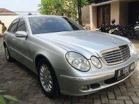 Mercedes-Benz E Class: Mercedes Benz E280 Mercy W211 thn 2006 KM 54rb