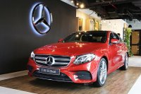 Jual Mercedes-Benz E Class: Mercedes Benz E 350 AMG EQ Boost,