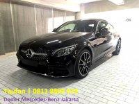 Jual C Class: Harga Terbaik Mercedes-Benz C300 Coupe AMG 2019 Promo Kredit Tdp20%