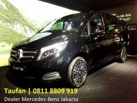 Jual V Class: Harga Terbaik Mercedes-Benz V260 LWB 2019 Promo Kredit Tdp20%