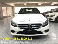 Mercedes-Benz C Class: Promo Mercedes Benz C200 Avantgarde 2019 Putih Harga Diskon Terbaik (mercedes benz c200 avantgarde 2019 (2).JPG)