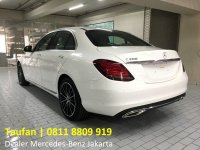 Mercedes-Benz C Class: Promo Mercedes Benz C200 Avantgarde 2019 Putih Harga Diskon Terbaik (mercedes benz c200 avantgarde 2019 (4).JPG)