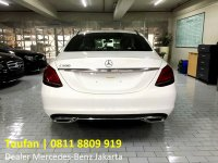 Mercedes-Benz C Class: Promo Mercedes Benz C200 Avantgarde 2019 Putih Harga Diskon Terbaik (mercedes benz c200 avantgarde 2019 (5).JPG)