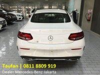 Mercedes-Benz C Class: Promo Mercedes Benz C300 Coupe 2018 Putih Harga Diskon Terbaik (mercedes benz c300 coupe amg 2018 (3).JPG)